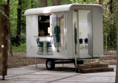 COACHKEET (a shed for a coach)